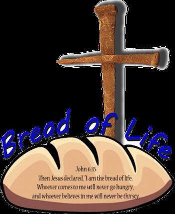 St  Ignatius Church / Iglesia San Ignacio - Jesus, The Bread