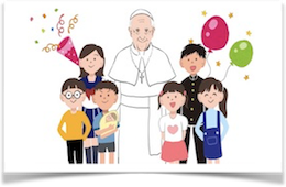 Cinema Festa and Live Streaming of Pope Francis